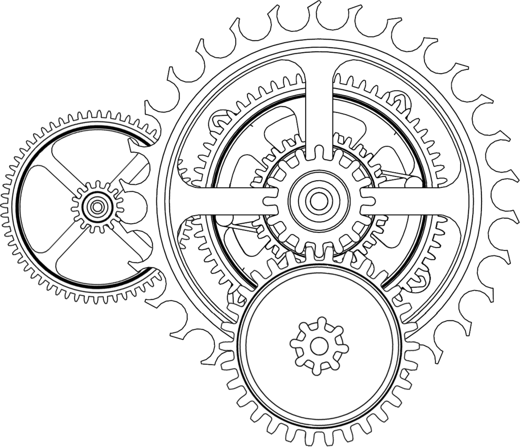 Multiple gear design