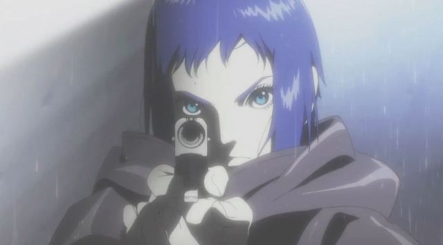 Ghost in the Shell: Arise comes out later this month.